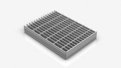 Pressed grating - Typ P 11x33