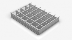 Roof grating - Typ SP