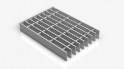 Aluminiumgitterrost