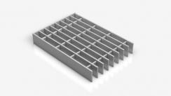 INDURO® Aluminium grating - A 17,5x50